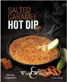 Hot Salted Carmel Dip Mix