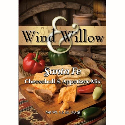 Santa Fe Cheeseball/Appetizer  Mix