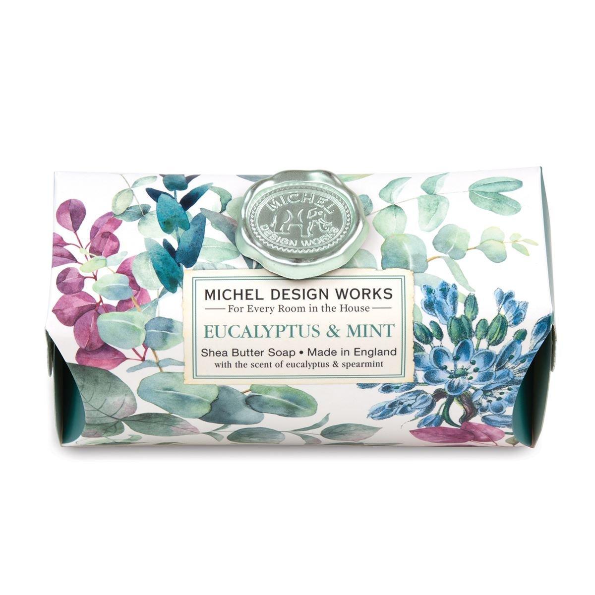Eucalyptus & Mint Large Bath Soap Bar