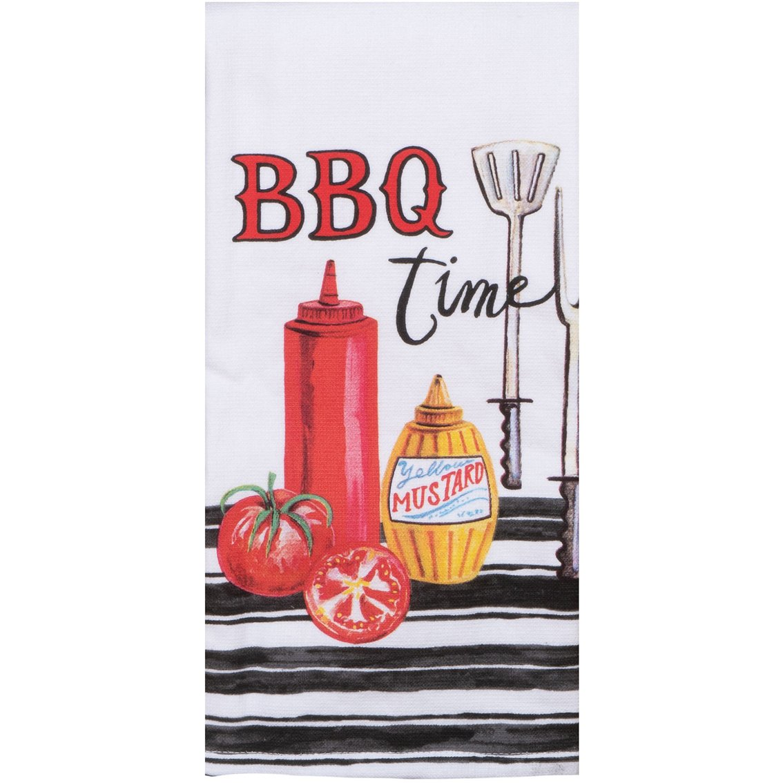 BBQ Time DP Terry