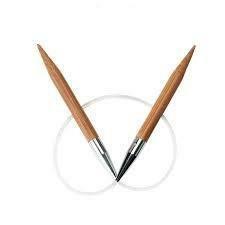 16 Dark Bamboo Circular Needles by ChiaoGoo
