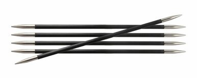 8 Karbonz Double Point Knitting Needles by Knitter's Pride