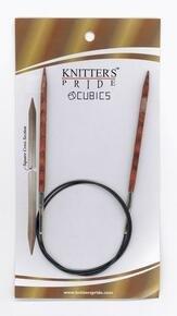 32 Cubics Circular Knitting Needles by Knitter's Pride