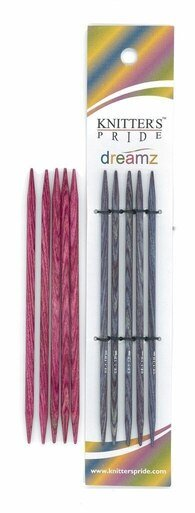 8 Dreamz Double Point Knitting Needles by Knitter's Pride
