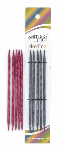 5 Dreamz Double Point Knitting Needles by Knitter's Pride