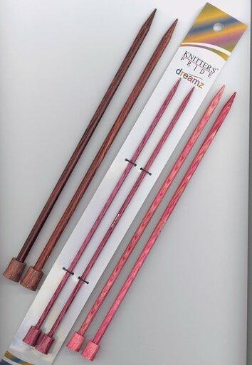 10 Dreamz Straight Knitting Needles by Knitter's Pride