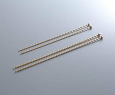 9 SeeKnit Single Point Knitting Needles by KA Bamboo