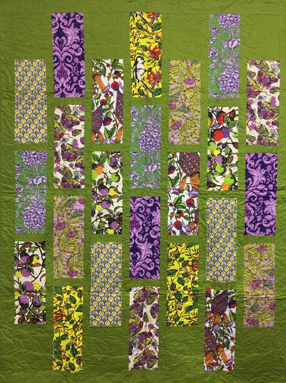 CLAUDETTE  Garden Green 57x75