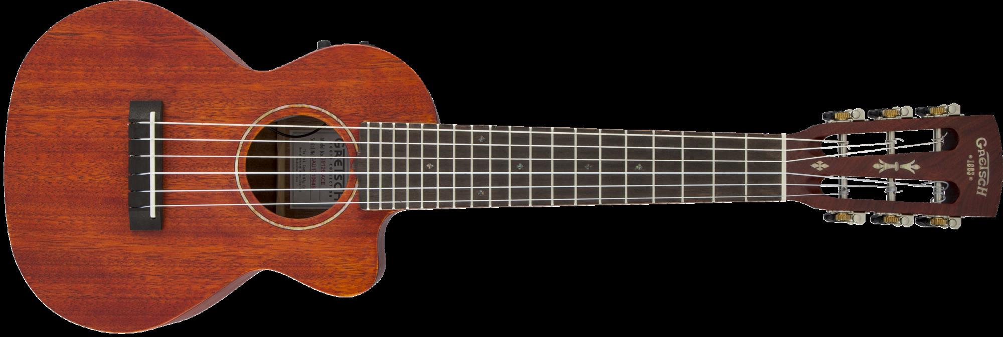 Gretsch G9126 A.C.E. Guitar-Ukulele With Gig Bag