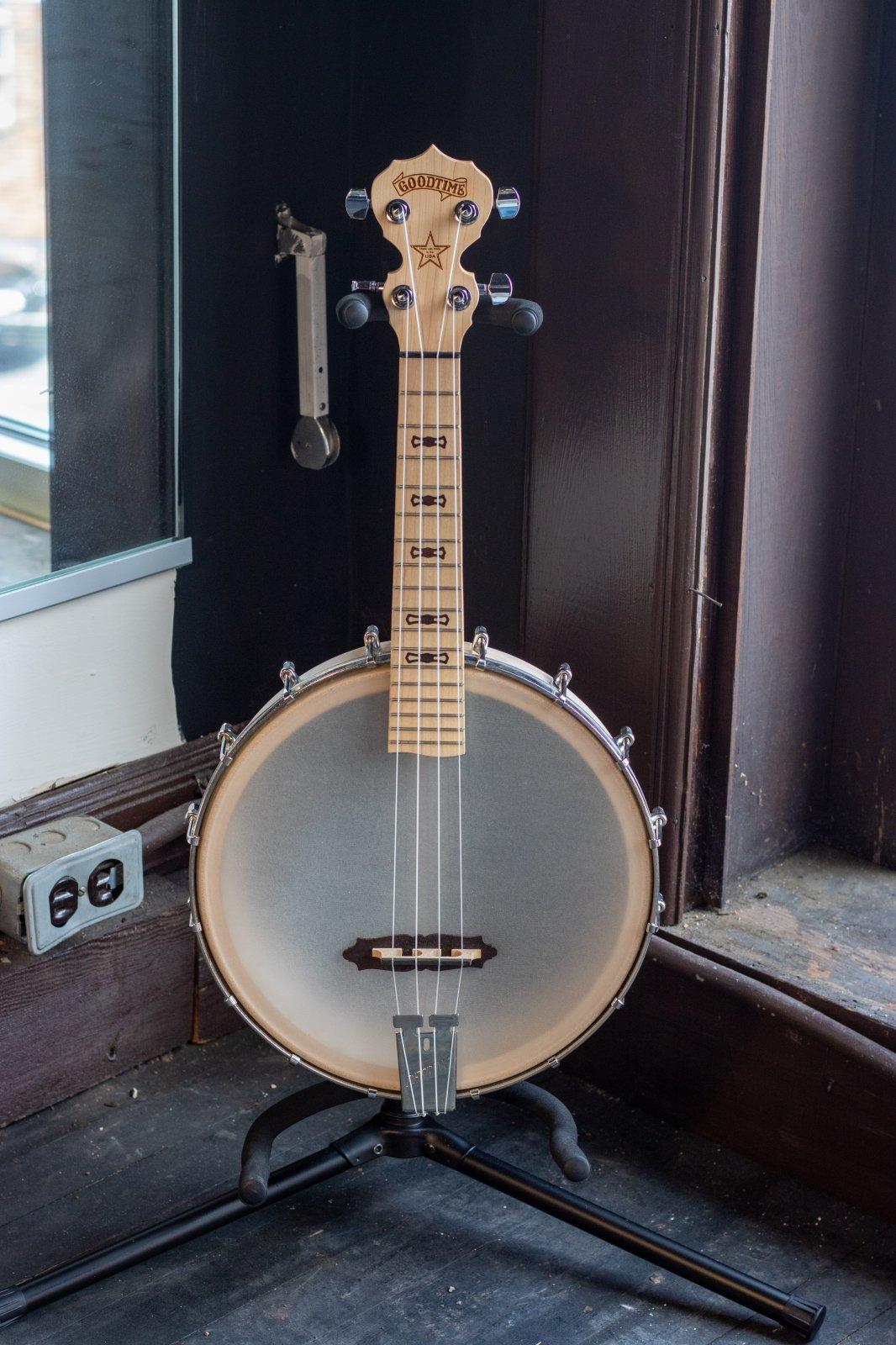 Goodtime Banjo Concert Ukulele