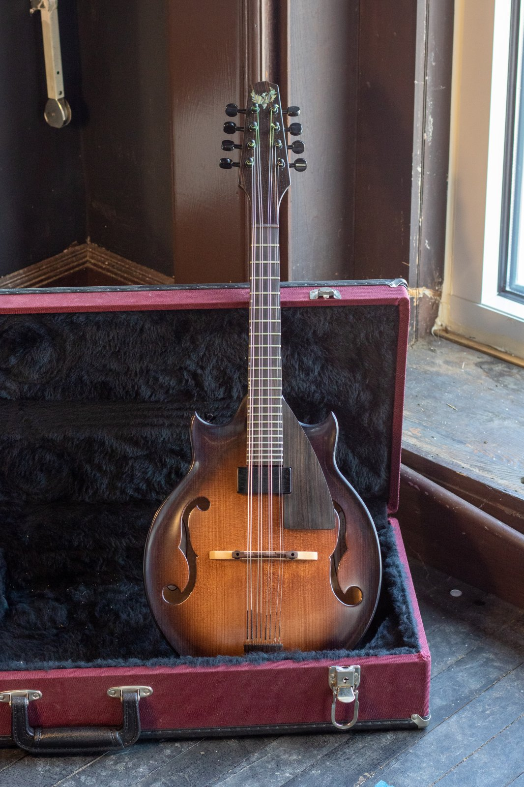 Phoenix Jazz Mandolin