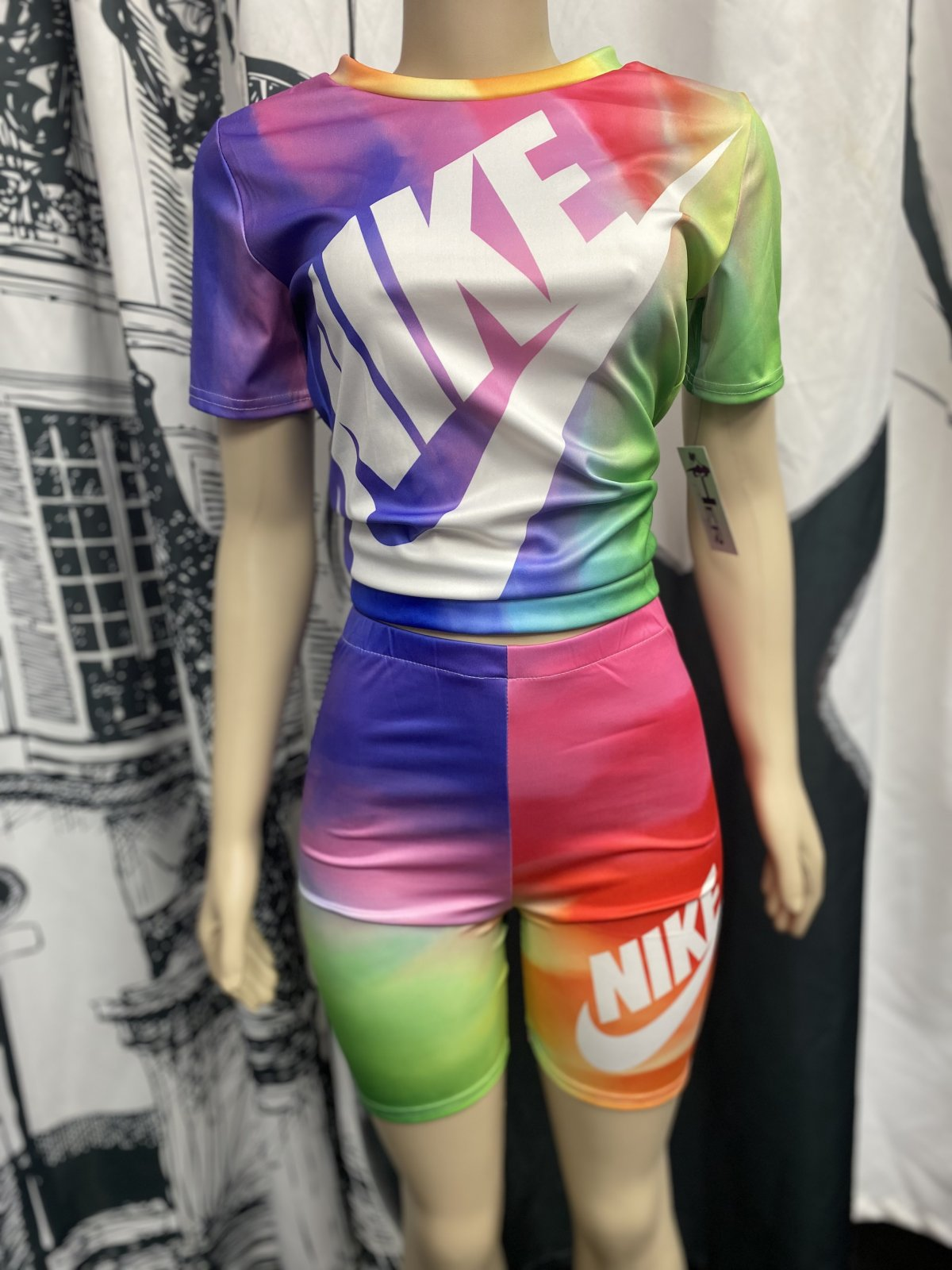 Nike Dye