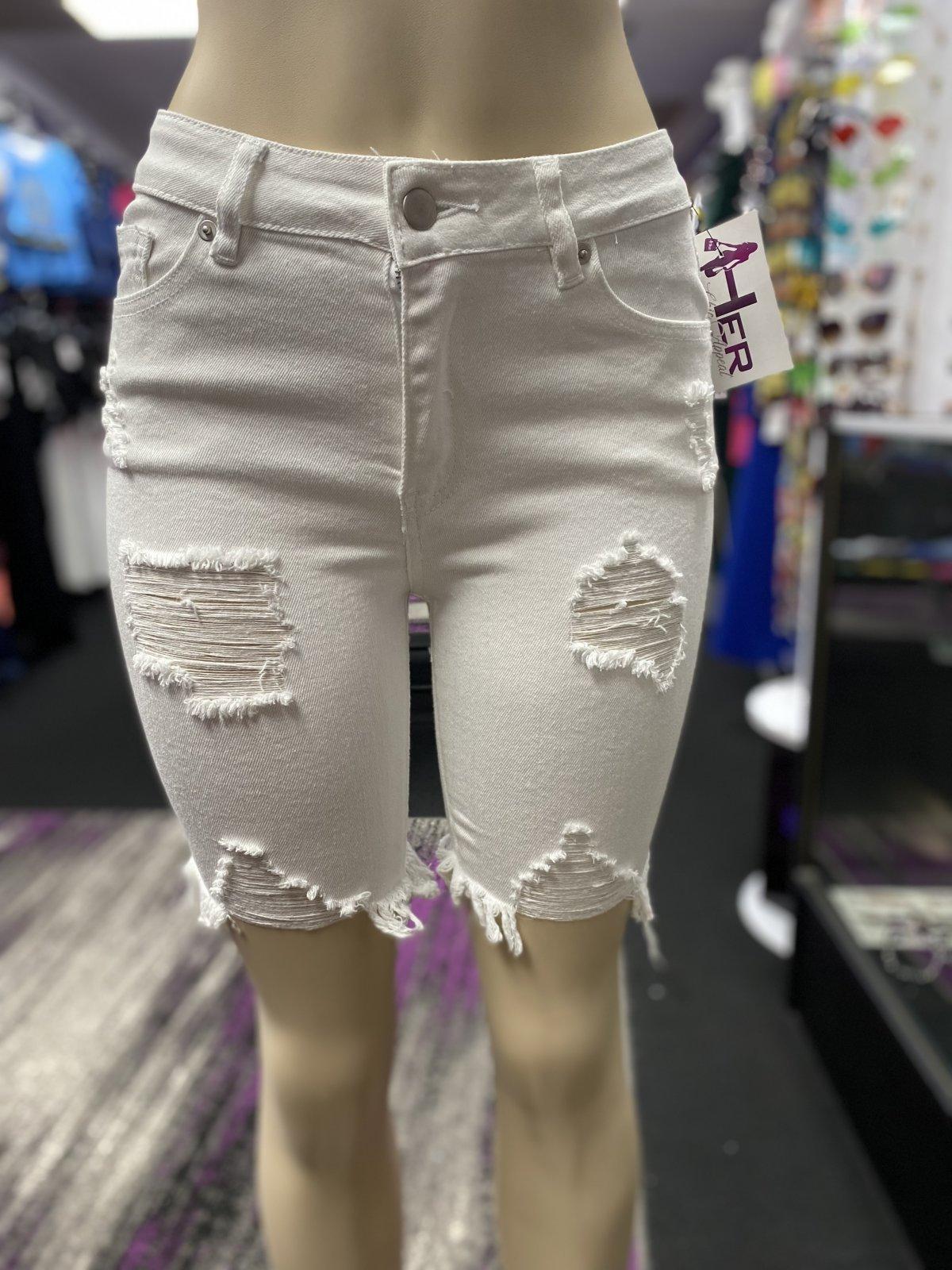 Not To Short Shorts