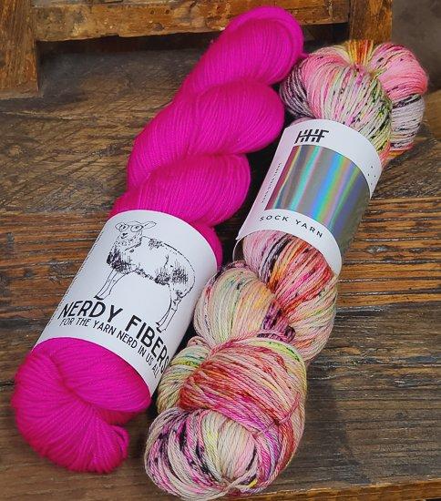 SNYC Pre-Crawl MAL 2021 Kits #9 Bijou/Pam's Pink