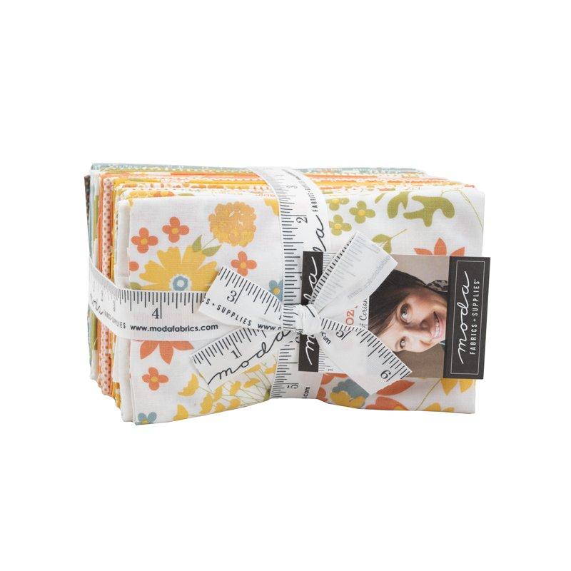 Moda Cozy Up F8Bundle Fabric 9x22