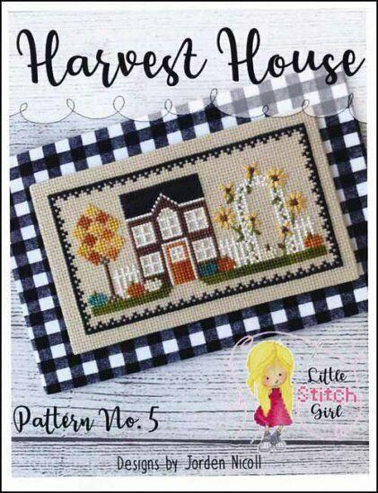 Cross Stitch Patterns by Little Stitch Girl Choose From: