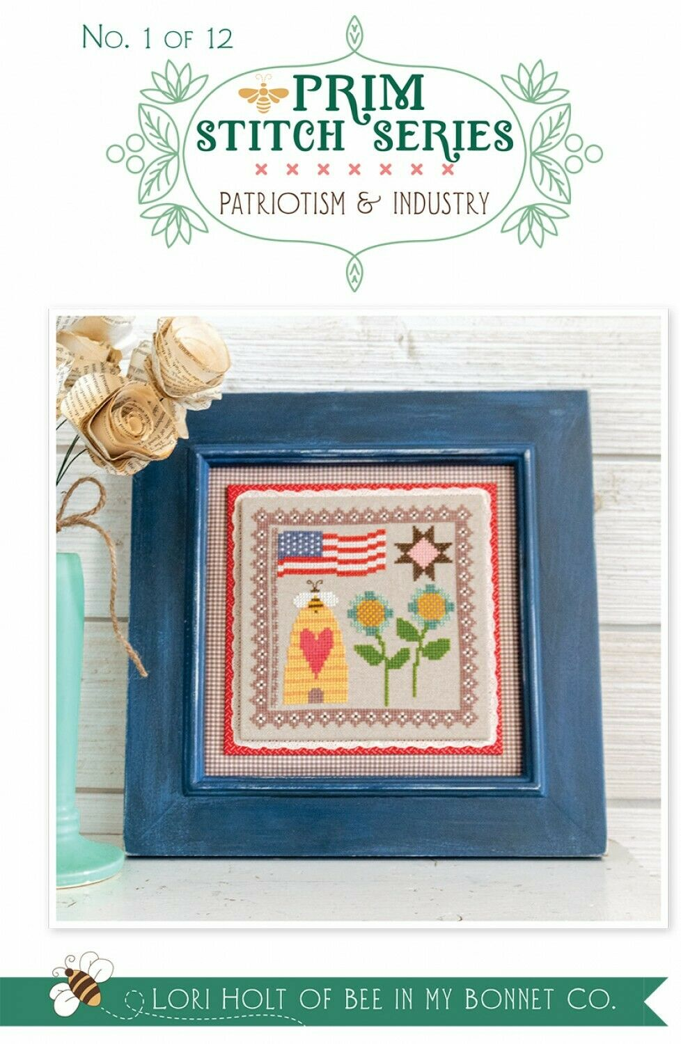PRIM STITCH SERIES Patterns by Lori Holt of Bee in my Bonnet Co