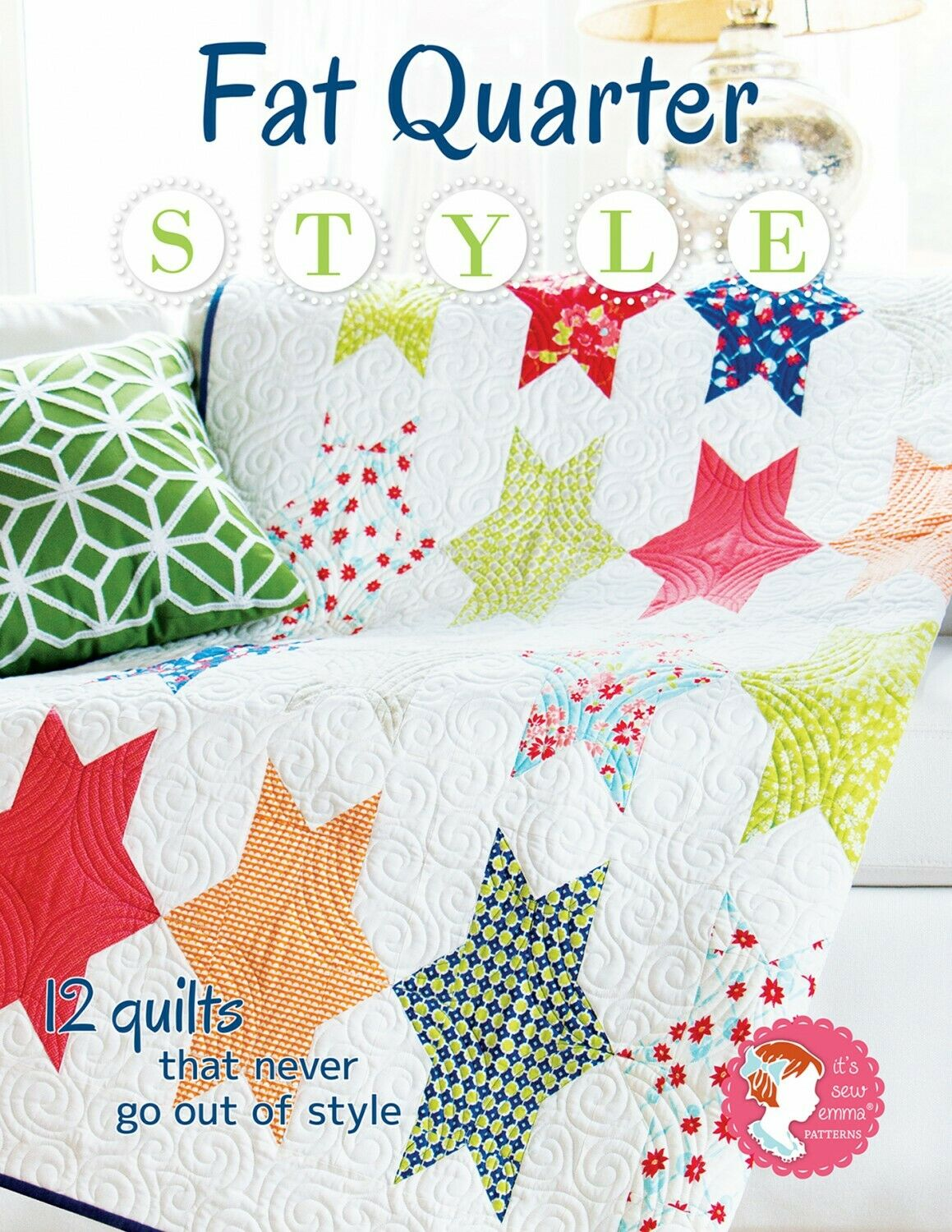 Fat Quarter Style Book by It's Sew Emma