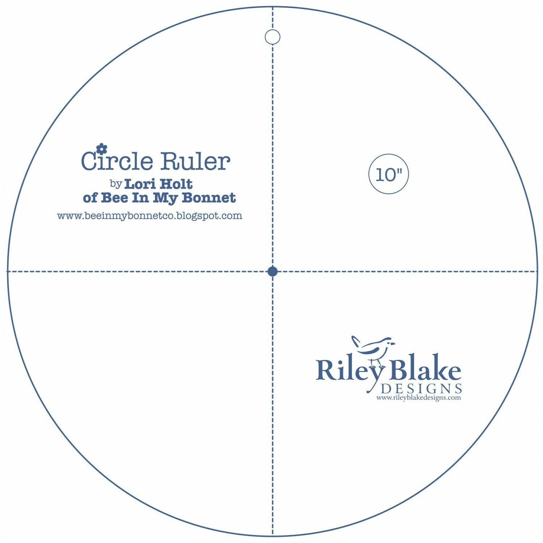 Circle Ruler 10 by Lori Holt
