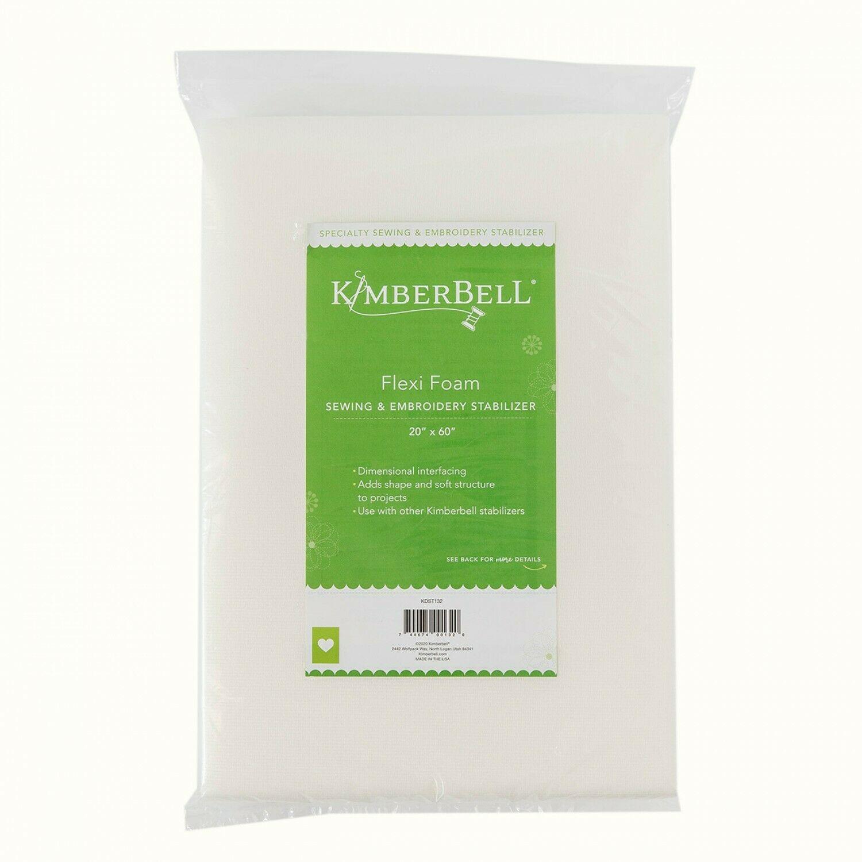 Kimerbell Flexi Foam Sewing & Embroidery Stabilizer 20x60