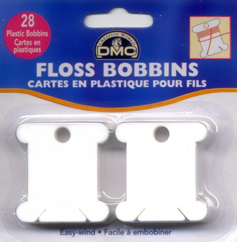 DMC PLASTIC BOBBINS (28)