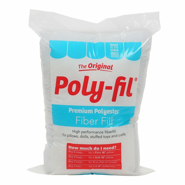 Poly-Fil Stuffing 3oz Premium Polyester