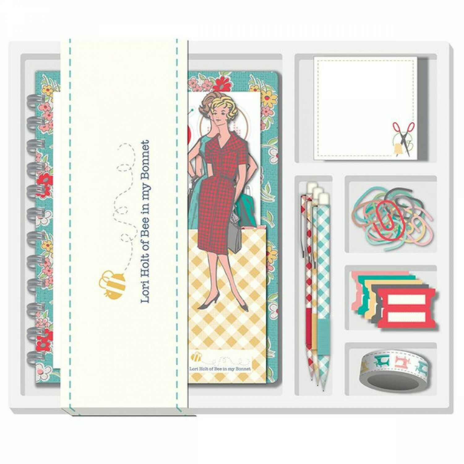My Happy Place Office Bundle by Lori Holt of Bee in My Bonnet