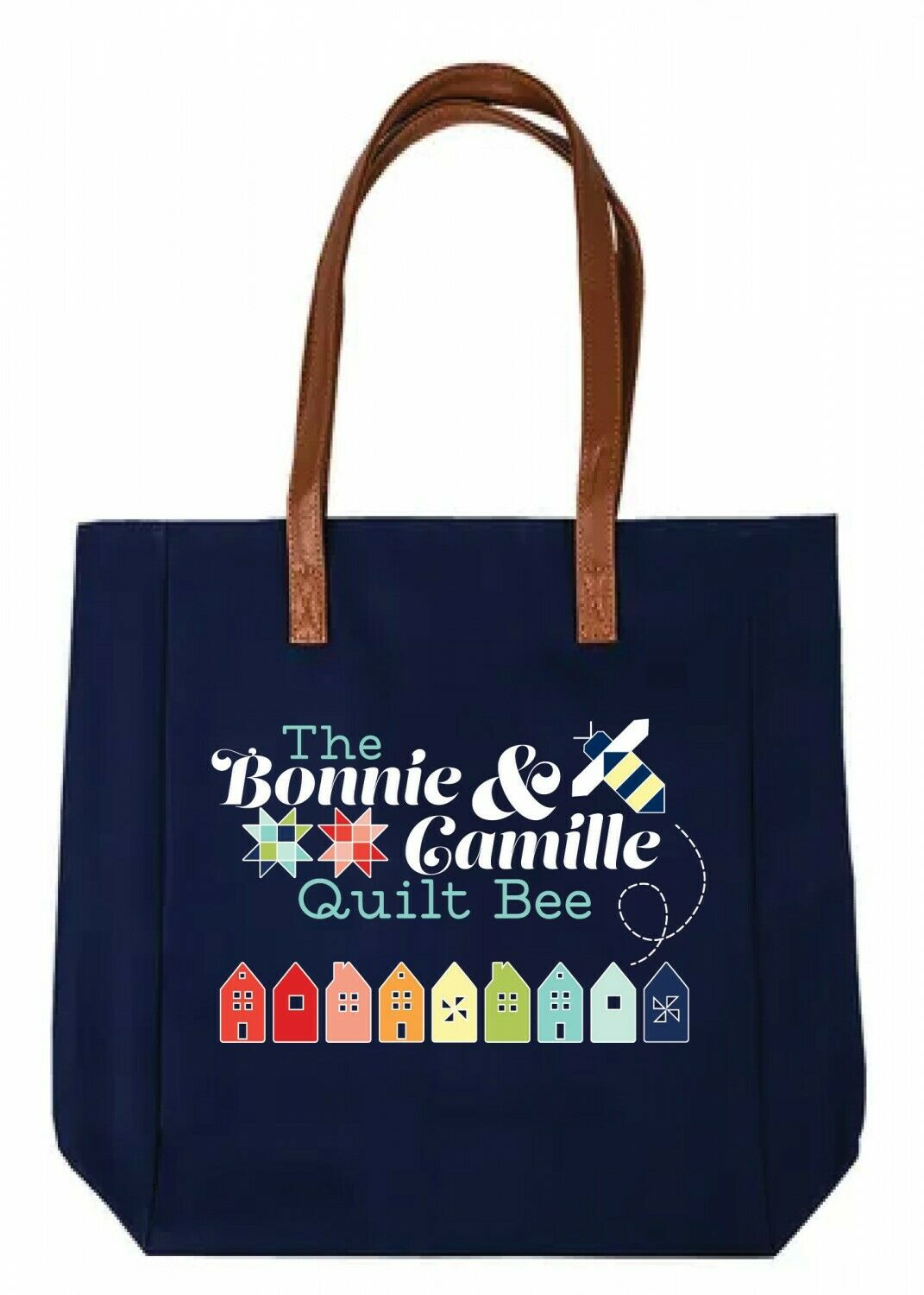 QUILT BEE TOTE BAG by Bonnie & Camille