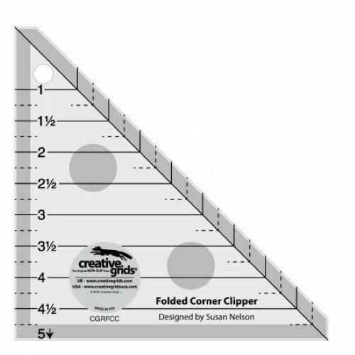 Creative Grids Folded Corner Clipper Non Slip