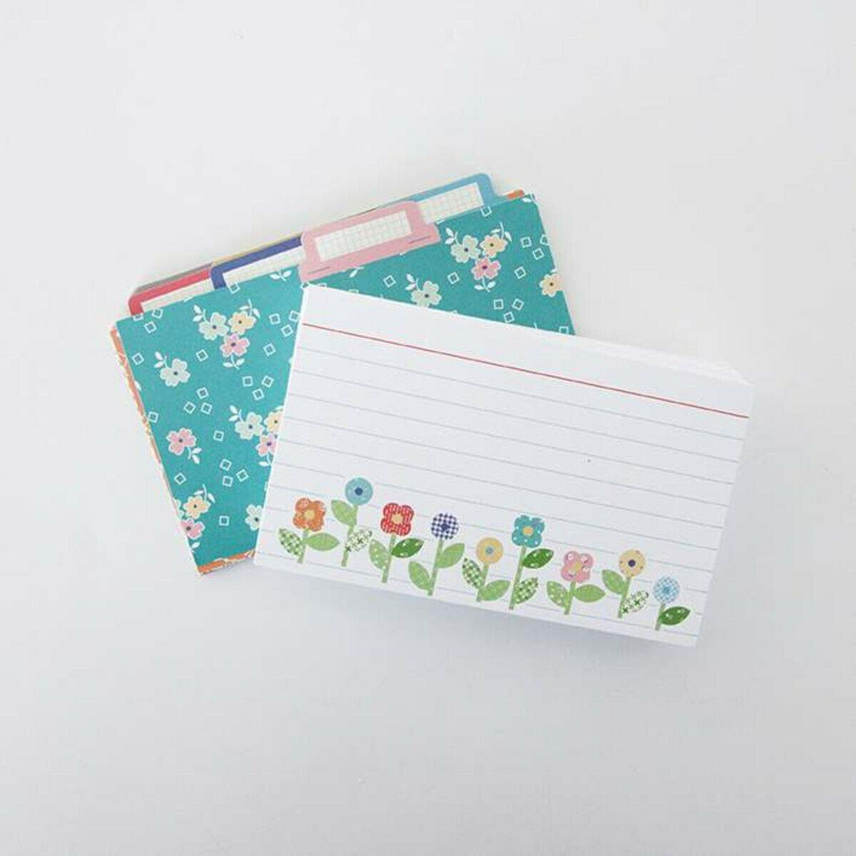 FARM GIRL VINTAGE RECIPE CARDS 3x5 72 cards by Lori Holt