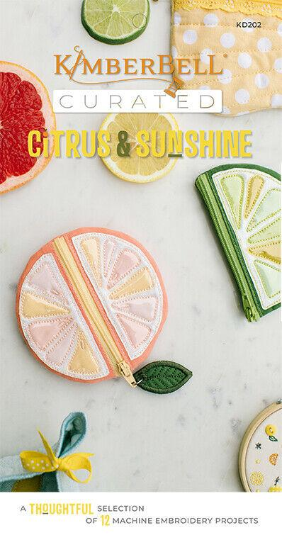 CITRUS & SUNSHINE CURATED ME CD by Kimberbell
