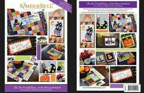 OH, THE POSSIBILITIES..FOR HALLOWEEN! (10 SEASONAL PROJECTS FOR YOUR HOME) by Ki