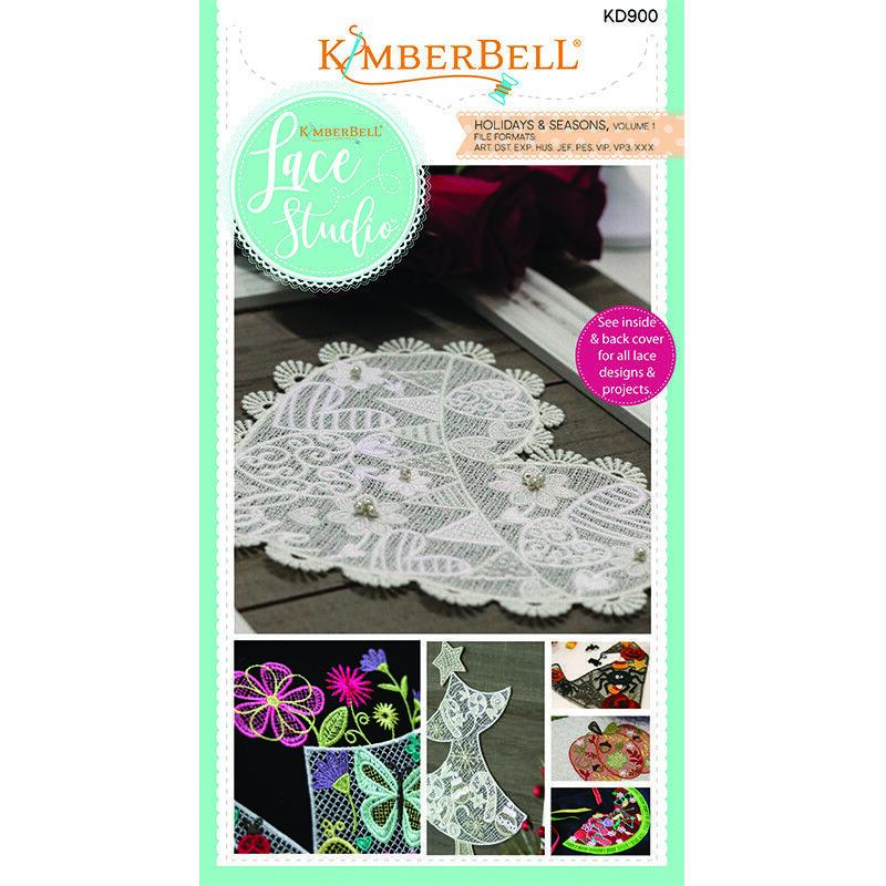Kimberbell Lace Studio Vol. 1 Holidays and Seasons ME