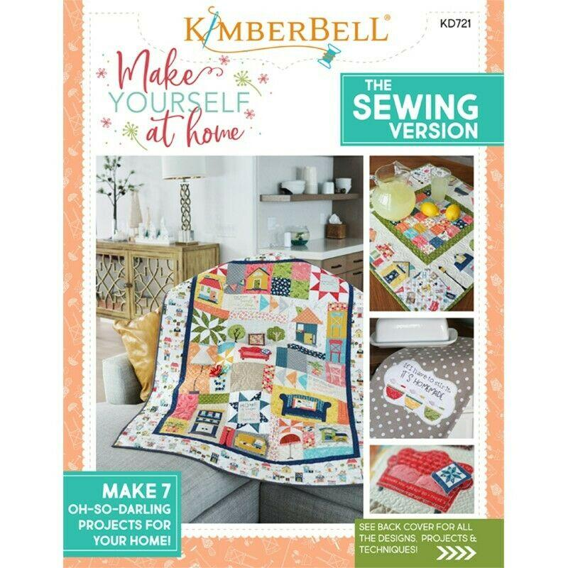 KIMBERBELLMAKE YOURSELF AT HOME SEWING VERSION