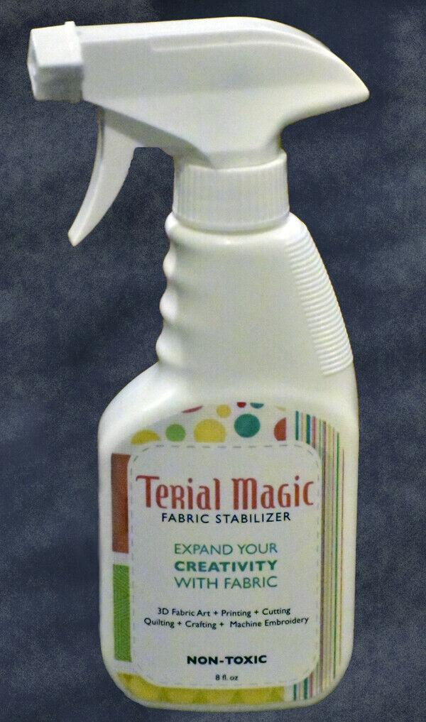 TERIAL MAGIC FABRIC STABILIZER 8oz (mini)