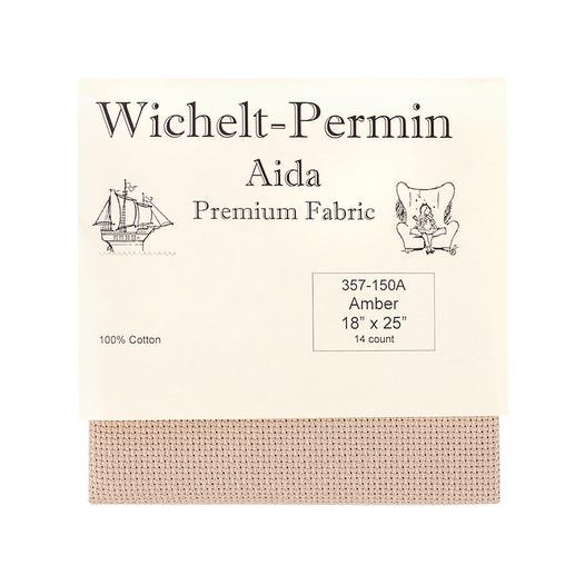 Aida 14 Count Fabric by Wichelt-Permin 18 x 25