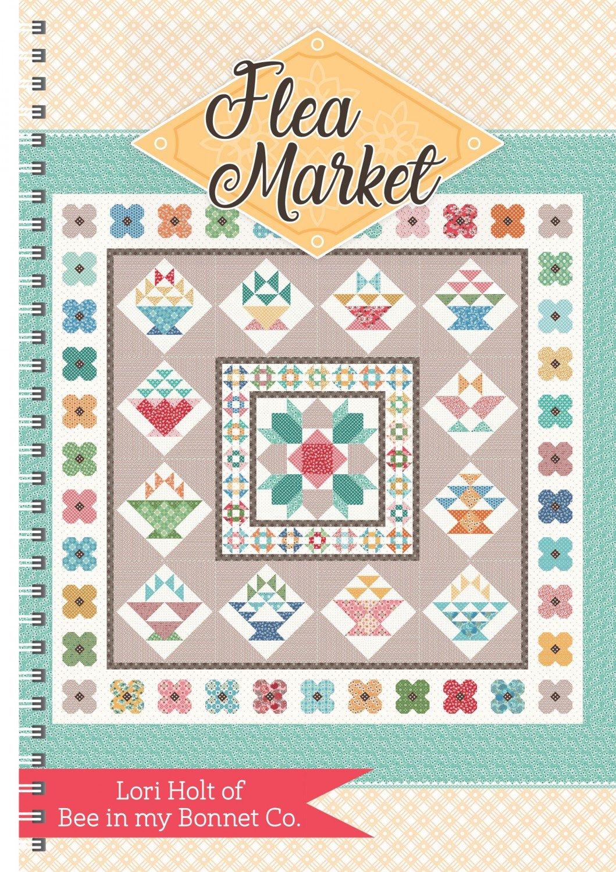 Lori Holt Flea Market Project Book