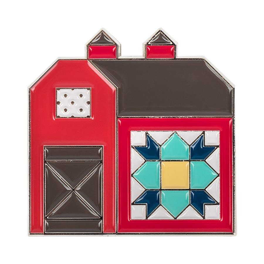 Quilty Barn Needle Minder by Lori Holt