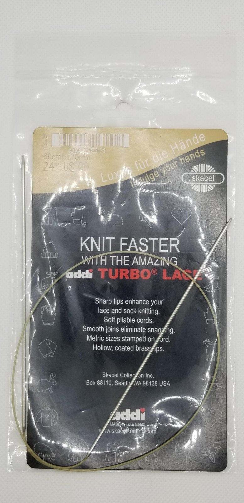 Addi Turbo 24 1.75mm/ US00