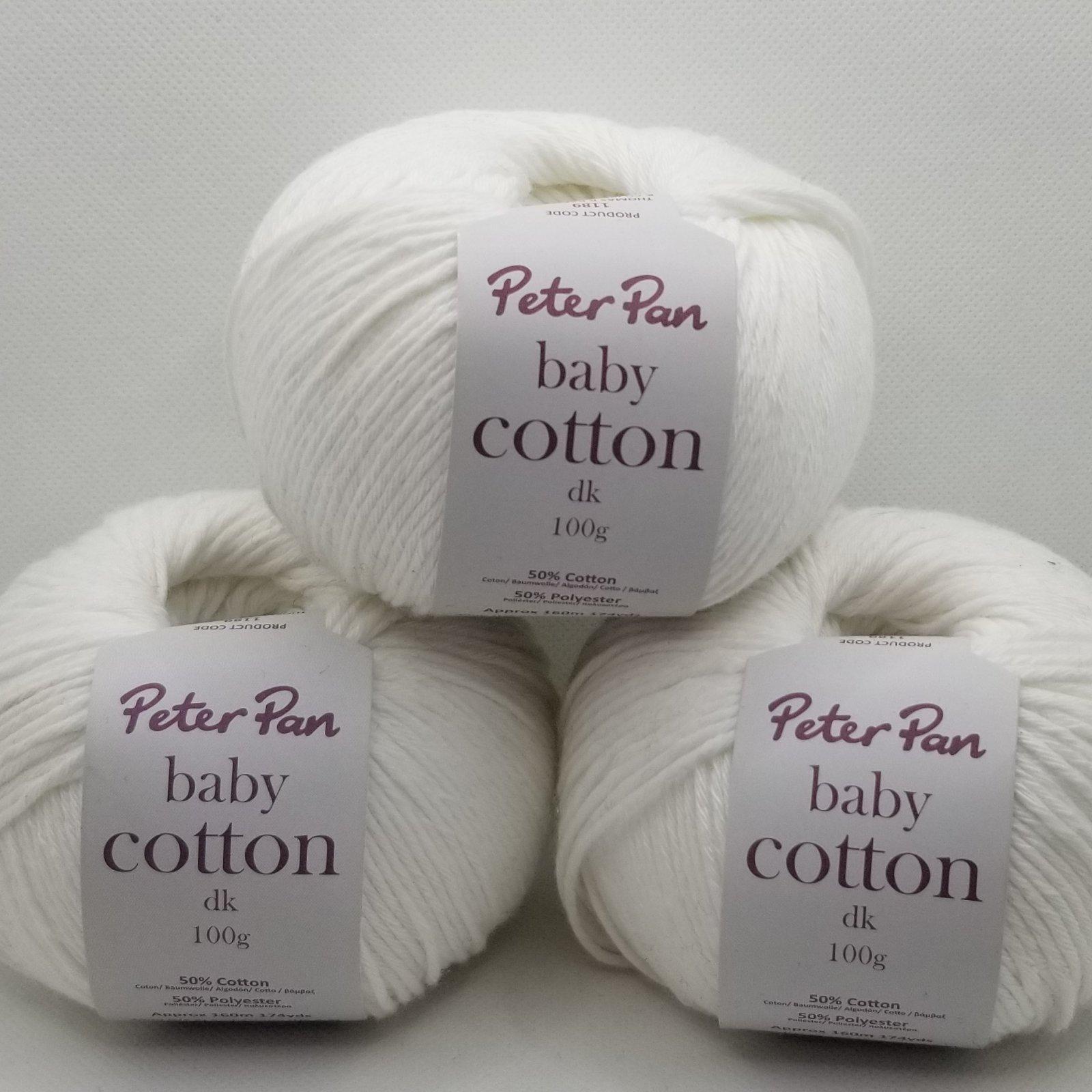Peter Pan Baby Cotton Dk