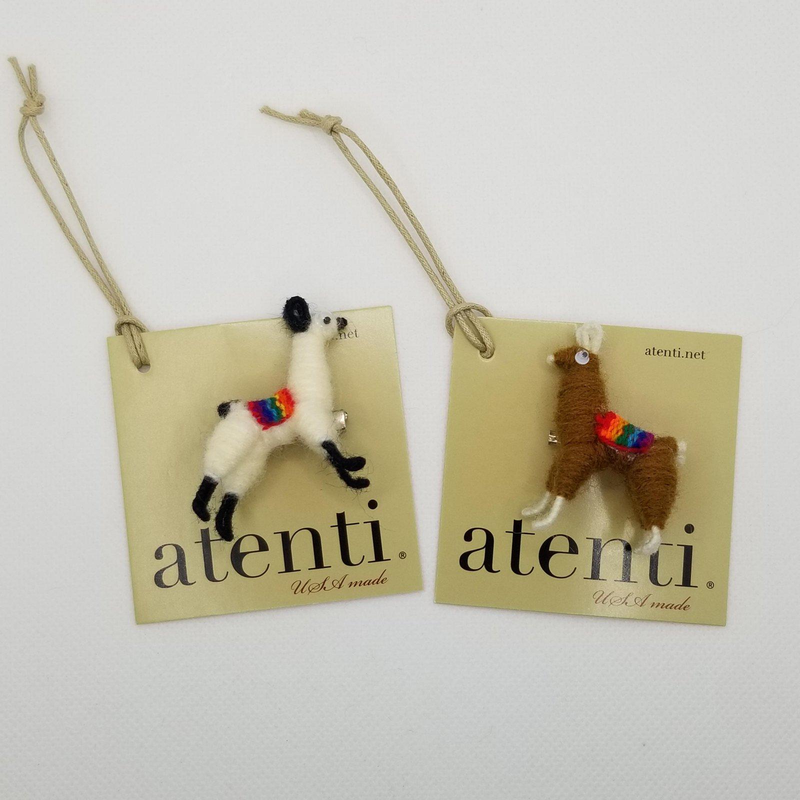 Mini Llama Pins