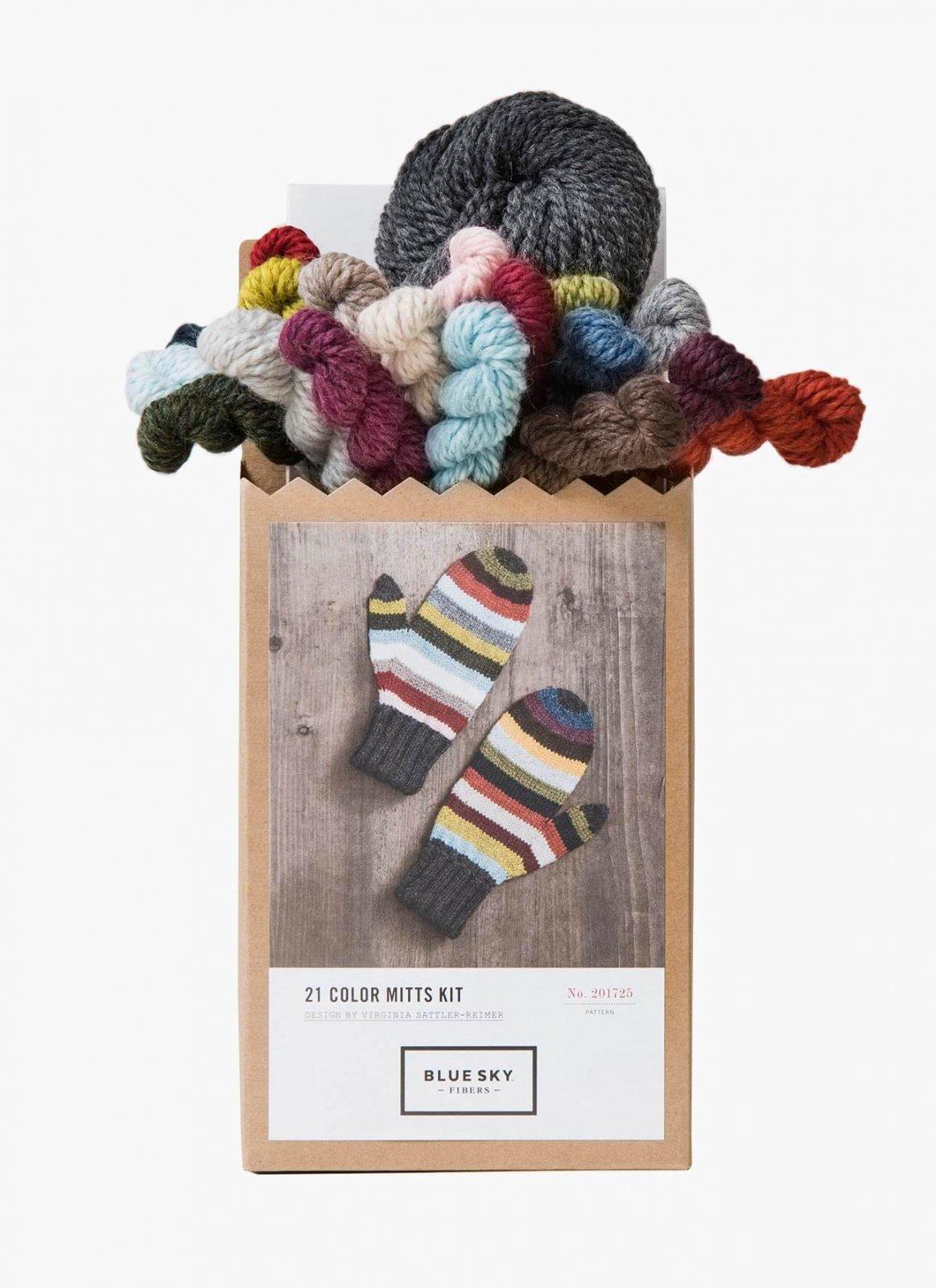 Woolstok Mittens Kit