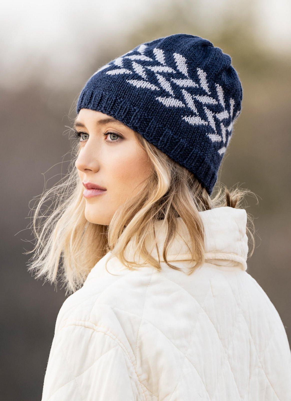 Hillsdale Hat Pattern