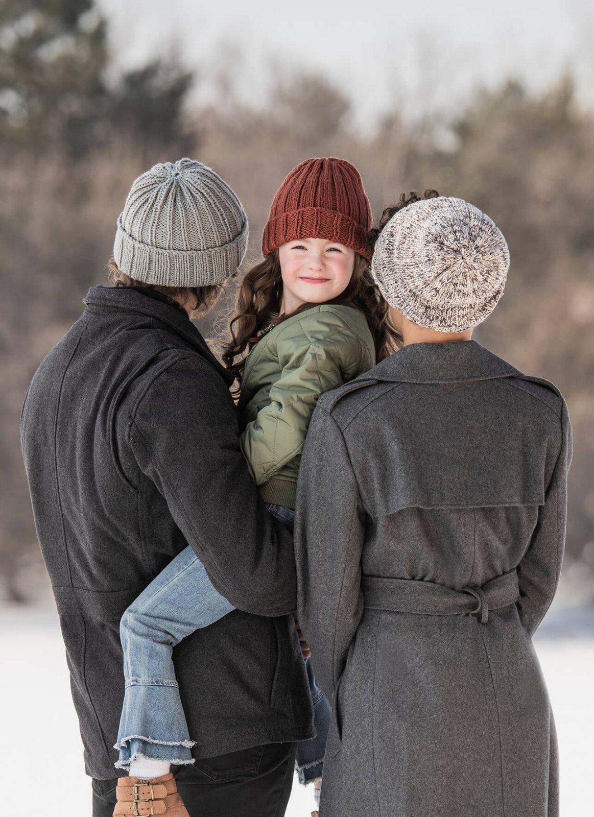 Hilltop Family Hat Pattern