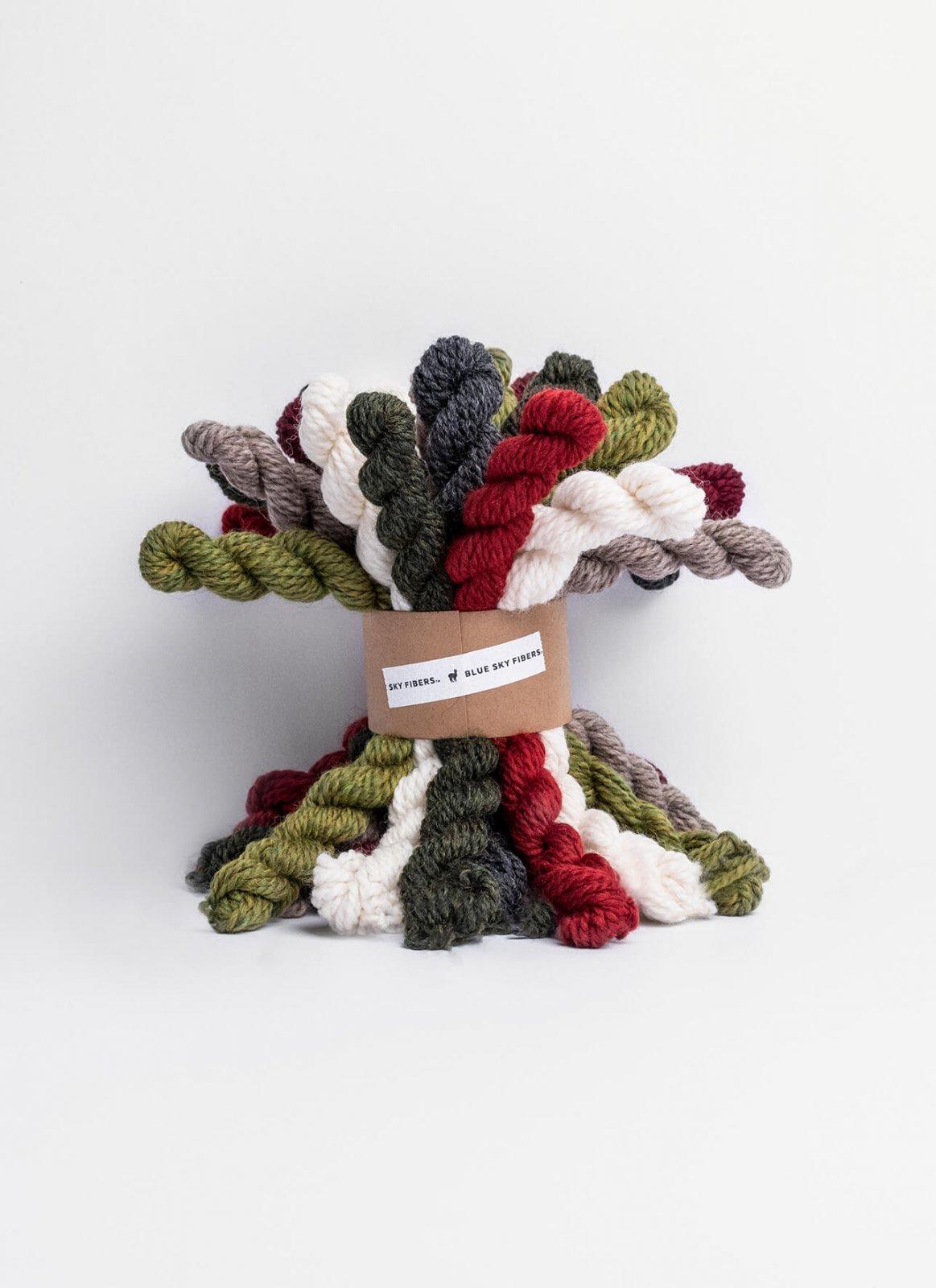 Woolstok Bundle Kit - Holiday Cheer