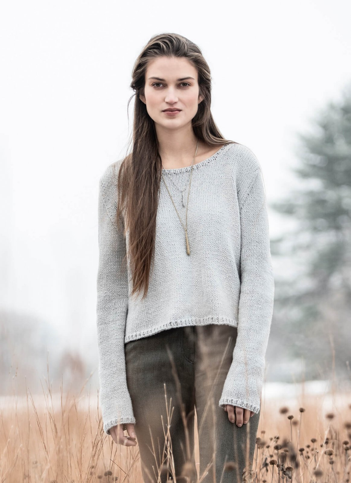 Spring Hill Sweater Pattern