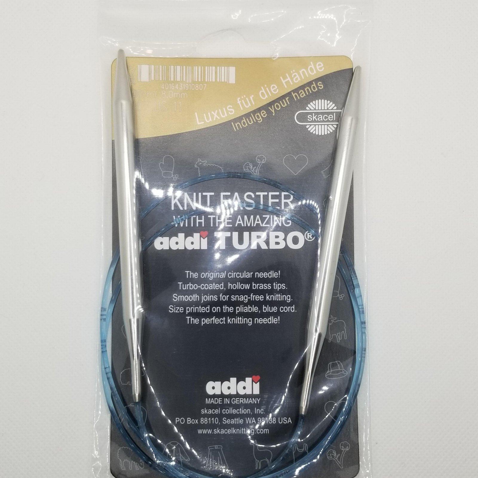 Addi Turbo 40 8.0mm/ US11