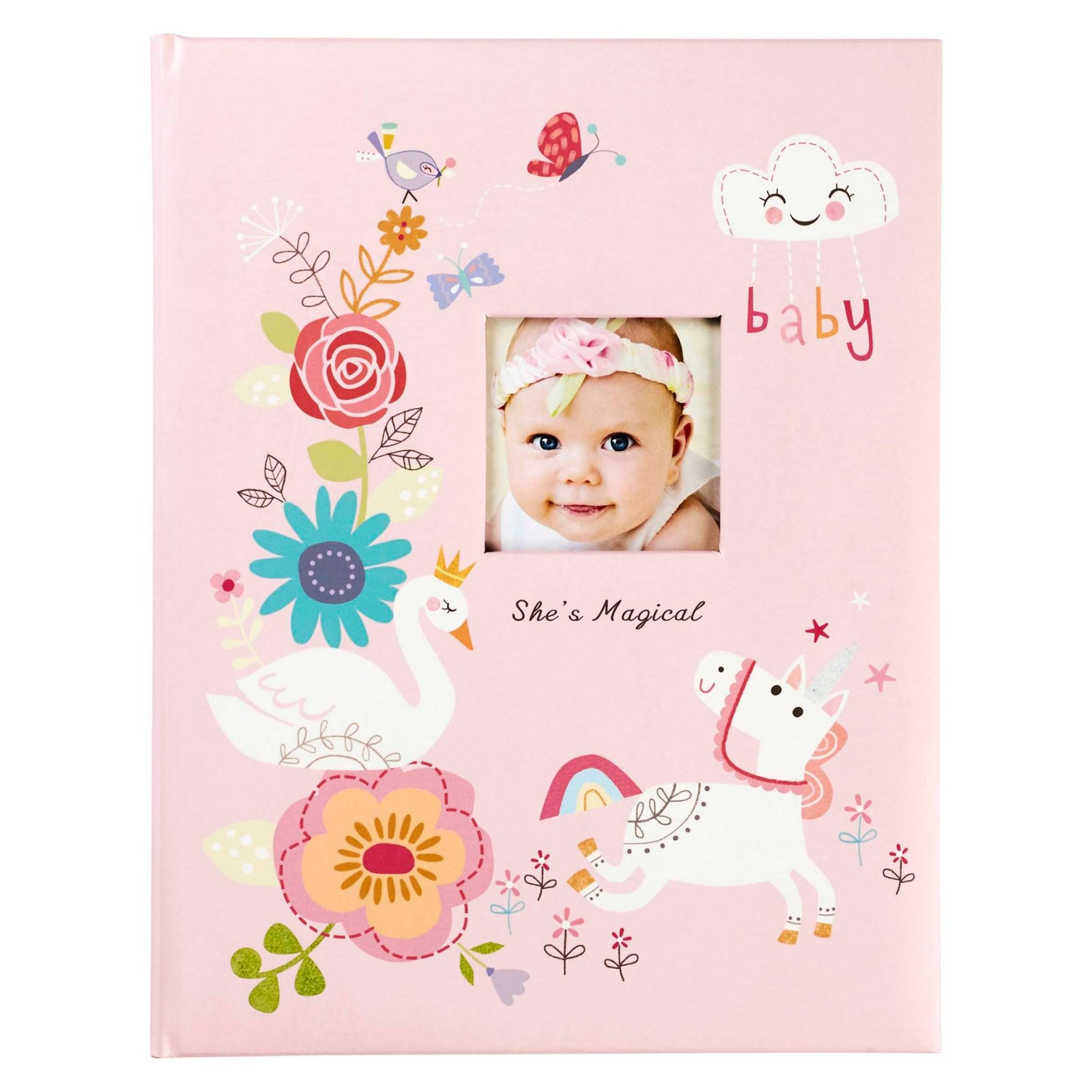 Shes Magical Memory Book