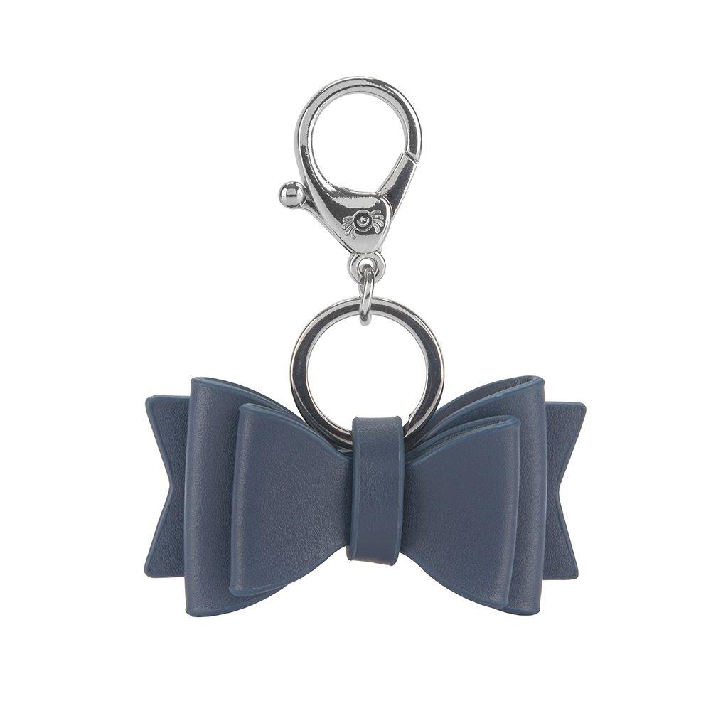 Moonstone Boss Bow™ Keychain Charm