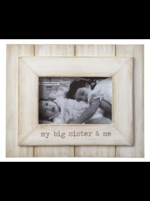 Big Sister & Me Frame